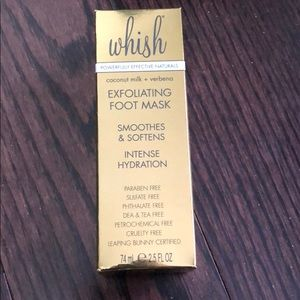 Which foot mask